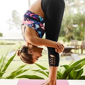 Athleta Mind Over Mat Capri